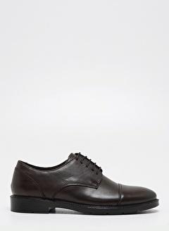 F By Fabrika Fabrika Sentetik Ve Deri Karışımlı Bağcıklı Venna Klasik Erkek Ayakkabı